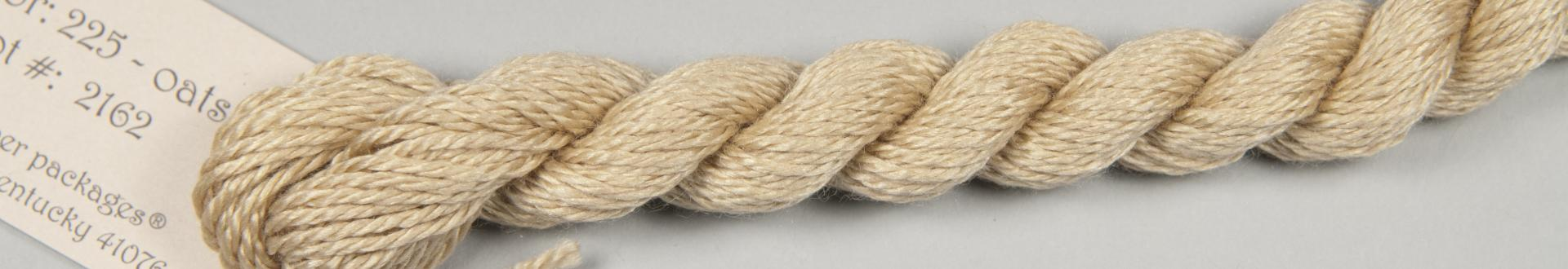 Brown Paper Packages Silk And Ivory Yarns And Skeins